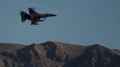 Авіація США вперше нанесла удар по позиціях ІД в Сомалі
