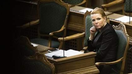 Авто міністра імміграції Данії збило мігрантку