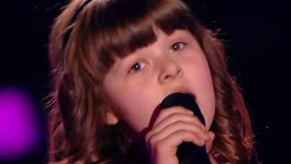 """В """"Голос. Дети"""" спела девочка с аутизмом: видео выступления"""