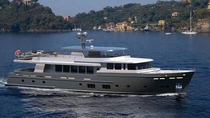 Екс-соратник Януковича придбав яхту за 13 мільйонів євро