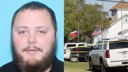 Причиной стрельбы в Техасе могла стать ссора преступника с тещей