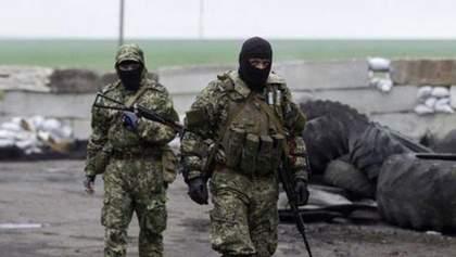 Терористи на Донбасі посилили бойову активність