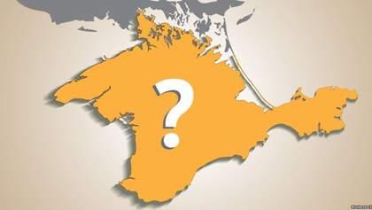 Авторитетное издание назвало Крым спорной территорией