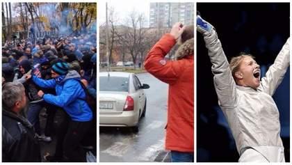 Главные новости 18 ноября: столкновения в Одессе, похищение женщины и знаковая победа Харлан