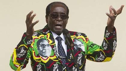 Осінь патріарха: Мугабе погодився йти у відставку за умови повного імунітету