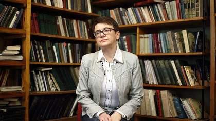 Росія робить з українців ворогів Польщі замість себе, – Забужко