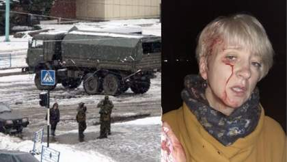 """Главные новости 22 ноября: """"переворот"""" в Луганске, умер Хворостовский, избили судью Гольник"""