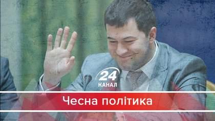 Який антикорупційний орган виявився дуже чутливим до Насірова
