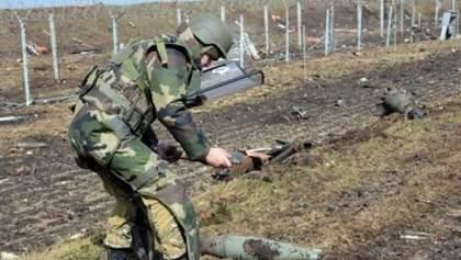 Пиротехники ГСЧС завершили проверку окрестностей Калиновки