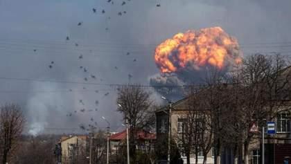 Взрывы в Калиновке: детали расследования