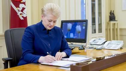 """Литва прийняла власний """"закон Магнітського"""""""