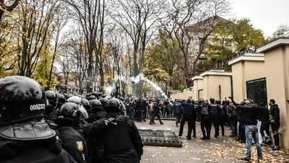 Борьба за Городской сад: из-за судилища над активистами одесситы выдвинули свои требования к власти