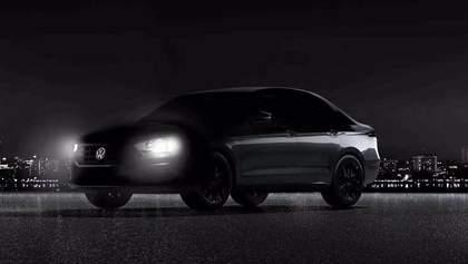 Перші офіційні фото нового Volkswagen Jetta