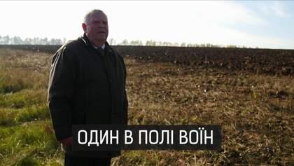 Как агрохолдинг президента Порошенко захватывает земли других предприятий