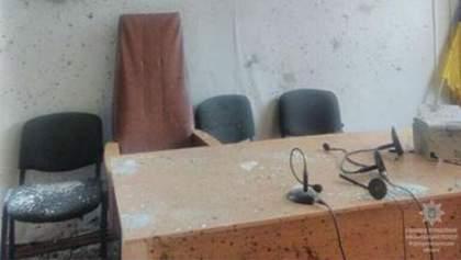 Взрыв прогремел в суде в  Никополе: погиб мужчина, много раненых