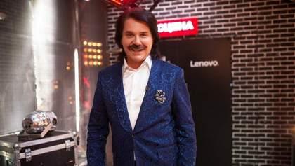 Не украинская певица, – Зибров раскритиковал Героя Украины за ее гастроли в России