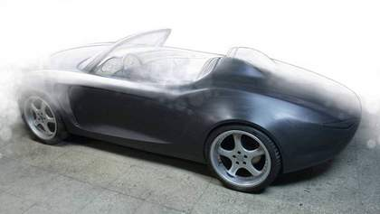 У Росії створили авто для Баби Яги