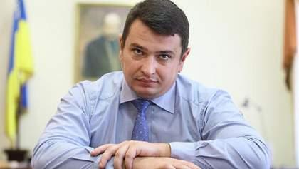 Две партии говорят об отставке Сытника в кулуарах Рады