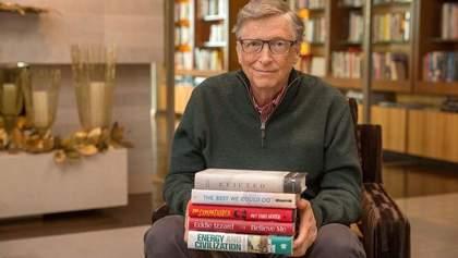 5 лучших книг 2017 года по версии Билла Гейтса