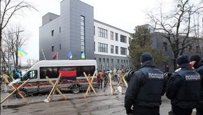 Блокада телеканалу NewsOne тривала 5 днів: активісти вирішили розійтись