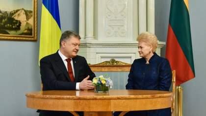 Это не стоит международного внимания, –  Порошенко о скандале с Саакашвили