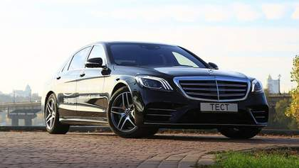 Mercedes-Benz S-Класса: Авто для больших боссов