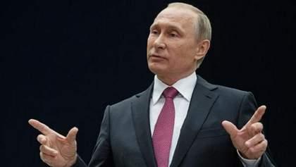 Путін заявив, що територія Росії буде розширюватись