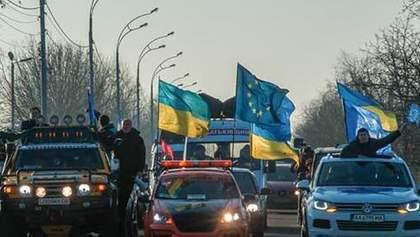 Не Луценко единым: к кому из высокопоставленных чиновников наведывались активисты Автомайдана
