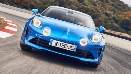 Renault планує випустити більш потужну версію Alpine