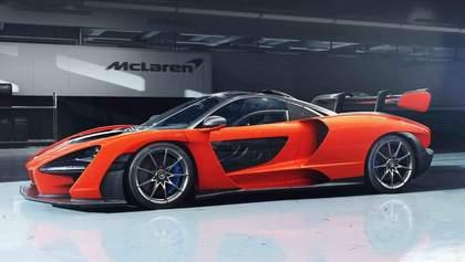 McLaren Senna – последний из настоящих