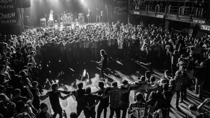 """""""Гуцул-метал"""" вперше прогримів у Києві й ознаменувався шаленими танцями: дивіться фото і відео"""