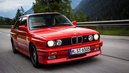 Эволюция BMW 3-й серии за полторы минуты
