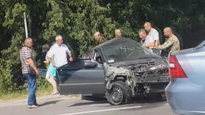 Охоронців Димінського, які неправдиво свідчили у справі ДТП відправили під домашній арешт