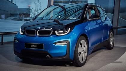 Компания BMW поставила рекорд по продажам электромобилей