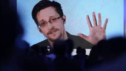 Едвард Сноуден створив мобільний додаток
