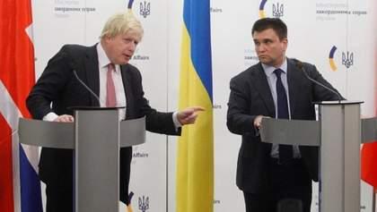 Глава МИД Британии рассказал Климкину о кульминации визита в Россию