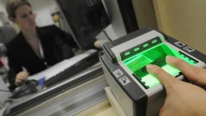 Україна введе біометричний контроль для росіян раніше, ніж планувалось