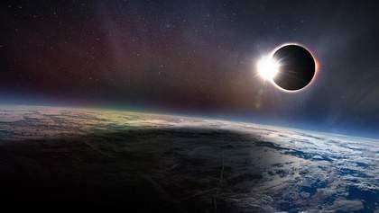 Одним з найкращих фото 2017 року стало сонячне затемнення зі стратосфери: дивовижні кадри