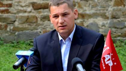"Сім'я нардепа Люшняка заробила 25 млн грн на тендерах ""Укрспирту"""
