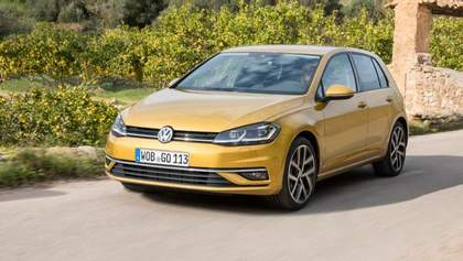 Всі подробиці про VW Golf восьмого покоління