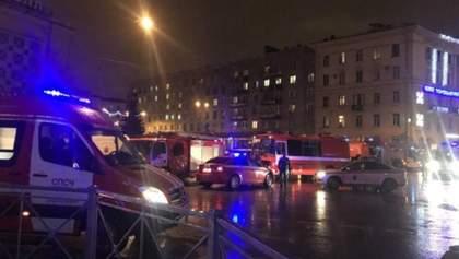 """""""Ісламська держава"""" взяла на себе відповідальність за вибух у Санкт-Петербурзі"""