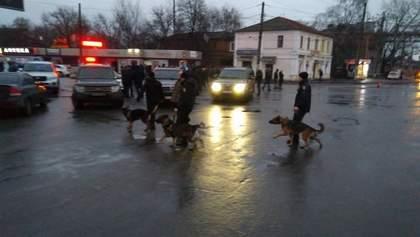 Захват почты в Харькове: в полиции дали первый комментарий