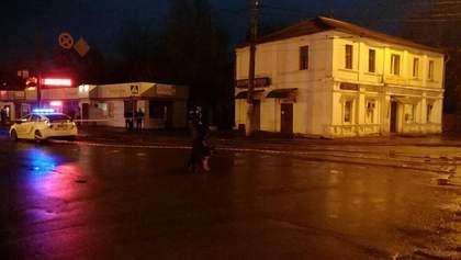 К месту захвата почты в Харькове прибыли спецназовцы и скорая