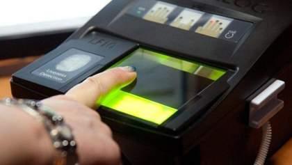 Скільки іноземців перетнули український кордон за біометричним режимом: дані Держприкордонслужби