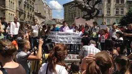 Хроники народного гнева: резонансные преступления побудили украинцев выйти на протесты