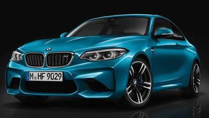 """Самую """"злую"""" версию BMW M2 покажут в Китае"""