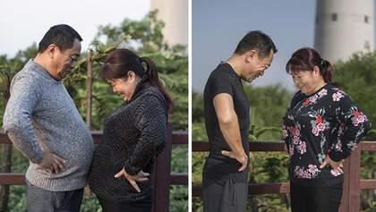 Как целая семья решила похудеть и показала впечатляющий результат