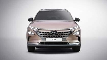 Hyundai покажет водородный электромобиль