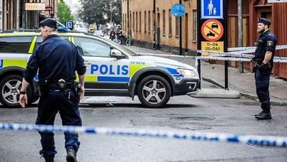 Стало відомо про першу жертву вибуху біля метро у Стокгольмі