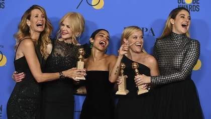 Золотий глобус 2018: найкращі моменти у гіфках